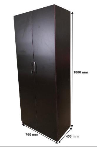 wardrobe size